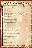 Dalai Lama Live Life Quotes Inspirational Spiritual Icon Poster Print 24 by 36