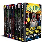 The Malveaux Curse Full Book Bundle (The Malveaux Curse Mysteries Full Set)