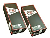 TAC 9 2 Pack Money Saver - Thorn Resist Tube, 26' x 1.95-2.35 32mm Schrader Valve, Mountain Bike, Cruiser, MTB, MTN Bicycles Replacement Tube Puncture Resistent