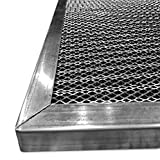 Trophy Air Electrostatic Air Filter Replacement 20x25x1   HVAC Conditioner Purifier   Purify Allergens for Cleaner, Healthier Home Environment   Easy to Install   Made in The USA (20x25x1)