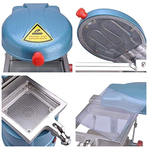 Alkita-Dental-Vacuum-Forming-Machine1000W-Power-Former-Heat-Molding-Tool-Lab-Equipment-110V