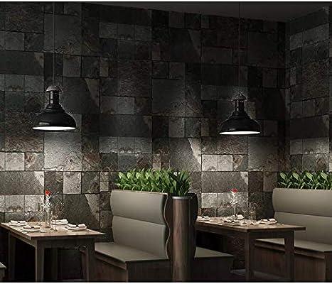 ورق حائط ثلاثي الأبعاد عصري مطبوع عليه صورة لحجر الصخور من كتلة