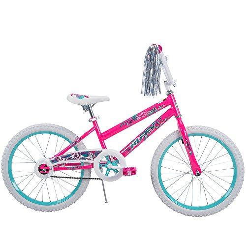 20' Huffy Sea Star Girls' Bike, Pearl White