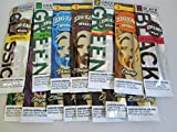 SuperStore77 Zig Zag Wraps Variety Pack 10 Flavors 2 Paper in Each Pack Each Free Trademark Gift Included by SuperStorey77