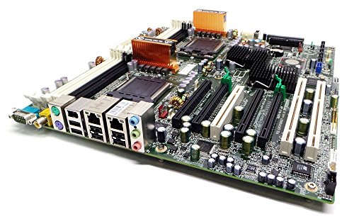 Genuine 571889-001 408544-005 HP Workstation xw9400 DDR2 SDRAM 6 Core System Motherboard Compatible Part Numbers: 571889-001, 408544-005