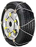 SCC WS1002 (1) SZ319 1/2 Pr. Shur Grip Passenger Car Tire Traction Chain ONLY