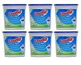 DampRid Damprid moisture absorber fresh scent, 10.5 Ounce, Pack of 6