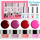Dipping Powder Nail Kit Acrylic Dip Powder Set 768
