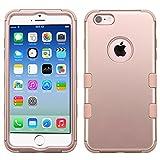 MyBat TUFF Hybrid Cover for iPhone 6/6s - Rose Gold
