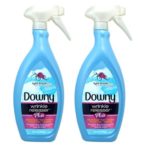 Downy-Wrinkle-Releaser-Plus-Light-Fresh-Scent-338-Fluid-Ounce-Pack-of-2