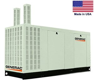 Standby Generator Generac – 100 kW – 120/240V – 1 Phase – Ng & Lp – Ca Compliant
