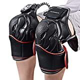 Knee Massager, Heat Therapy, Knee Joints Massager for Pain Relief, Heating and Vibration, Physiotherapy Recovery Therapy, Ideal Gift for Mom/Dad/Men/Women