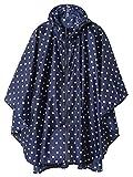Stylish Unisex Hooded Waterproof Raincoat with Zipper Outdoor Windbreak Rain Jacket Bike Poncho Point Cloak