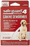 Safe Guard Canine Dewormer for Large Dogs, 4-Gram