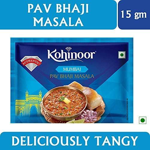 51VbZtoO17L. AC  - Kohinoor Rajma Masala, 15g with Pav Bhaji Masala, 15g, Paneer Masala, 15g and Garam Masala, 40g Combo Pack