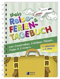 Geschenkidee Kinder-Reisetagebuch