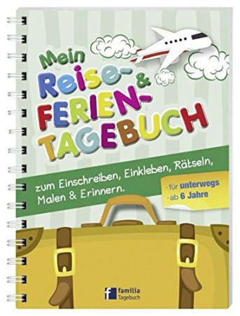 Reisetagebuch für Kinder
