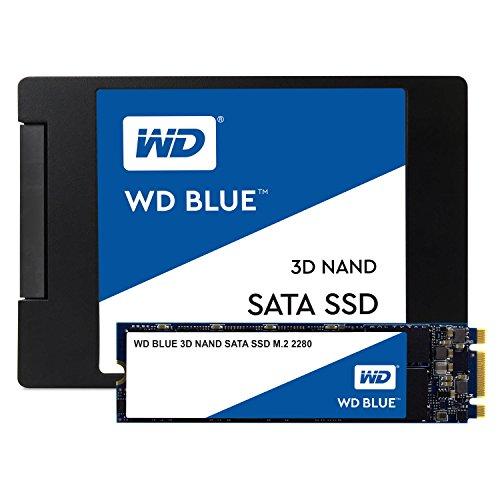 Western Digital Blue 500GB M.2 Internal Solid State Drive (WDS500G2B0B) 6