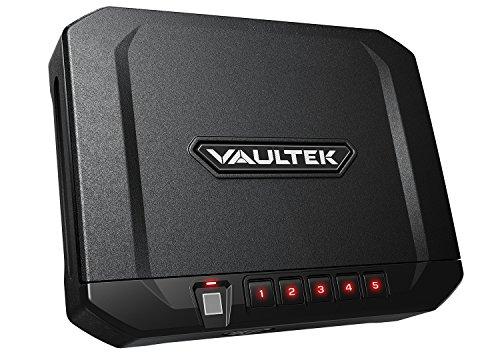 Vaultek VT10i Lightweight Biometric Handgun...