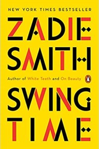 Swing Time by Zadie Smith Book Cover