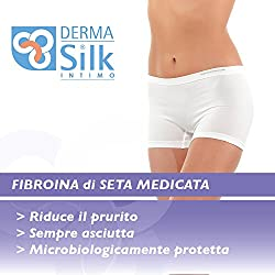 DermaSilk Elite Therapeutic Set - 3 Silk Fibroin Woman Short XS/S (EU SIZES 36-42)
