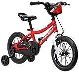 Schwinn Koen Boy's Bike with SmartStart, 14' Wheels, Red