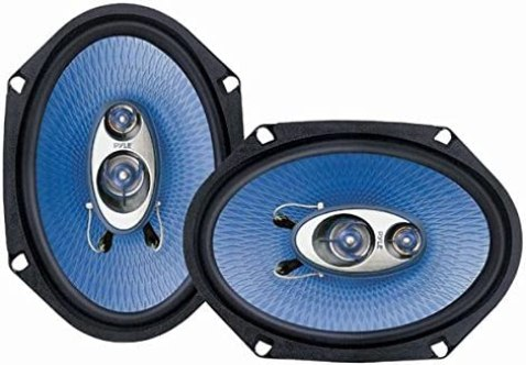 6x8 mid range speakers