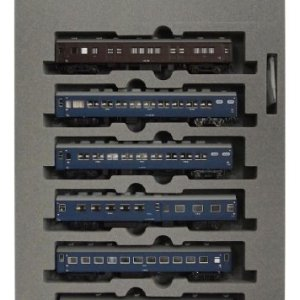 Series 10 Sleeper Express [Taisetsu] (Basic 6-Car Set) (Model Train) 51VpJeKQb1L