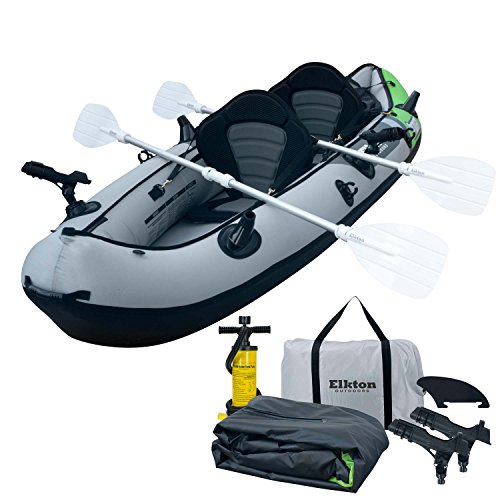 Elkton Outdoors Comorant 2 Person Kayak