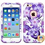MyBat Cell Phone Case for Apple iPhone 6s/6 - Retail Packaging - Purple