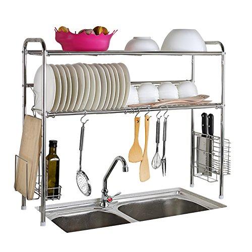 Organize the kitchen sink area - Declutter & Organize