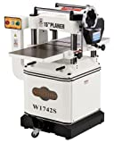 Shop Fox W1742S 15-inch Planer With Spiral Cutterhead