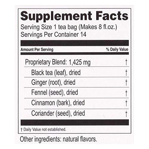 Hyleys Wellness Detox Green Tea - 25 Tea Bags (100% Natural, Sugar Free, Gluten Free and Non-GMO) 4