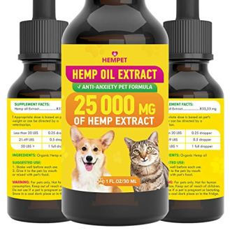 Hemp-Oil-Extract-25-000-MG-Highly-Effective-FDA-Recommended-Advanced-Formula-with-Vitamins-for-Cats-Dogs