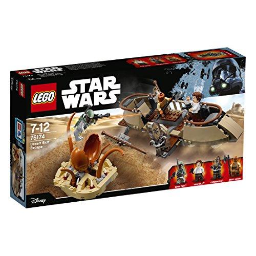 51Vzqqrj17L LEGO 75174 Star Wars   Desert Skiff Escape