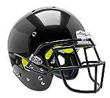 Schutt Sports Youth AiR Standard V Football Helmet (Faceguard Not Included), Medium, Black