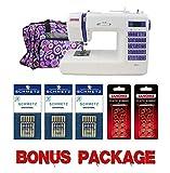 Janome DC2014 Computerized Sewing Machine with Bonus Bundle