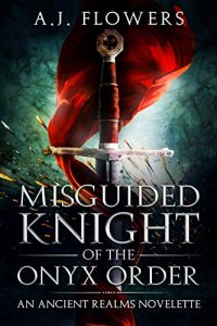Misguided Knight of the Onyx Order  by A.J. Flowers