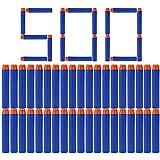 monochef 500PCS Darts Refill Pack for Nerf N-Strike Elite Series