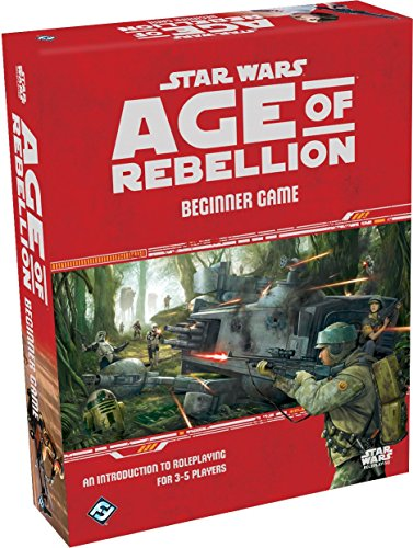 Star Wars: Age of Rebellion RPG - Beginner Game