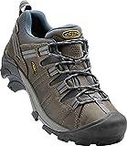 KEEN Men's Targhee II Hiking Shoe,  Gargoyle/Midnight Navy - 10.5 D(M) US