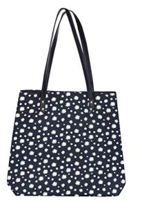 Coated-Canvas-Tote-Bag-For-Women-Tote-Bag-with-Flowers-Tote-Bags-With-Pocket-Compartments-Valentines-day-gift