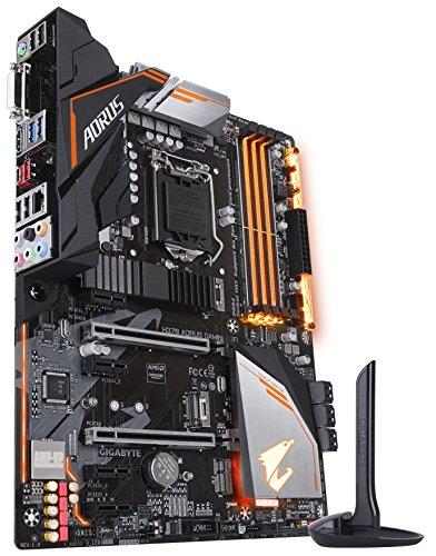 GIGABYTE-H370-AORUS-Gaming-3-WiFi-LGA1151IntelUSB31-Gen-2-Type-AType-CHDMIM2ATXDDR4Motherboard
