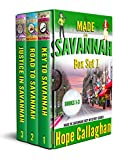 Made in Savannah Cozy Mystery Box Set I: (Books 1-3 in the Made in Savannah Cozy Mystery Series)