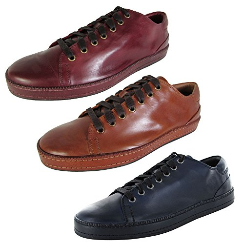 51WHwQpChzL Burnished calfskin upper Leather wrapped midsole