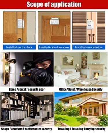 KERUI-Upgraded-Home-Security-System-Indoor-Outdoor-Weather-Proof-Siren-Window-Door-Sensors-Motion-Sensor-Alarm-with-Remote-Control-more-DIY-Wireless-House-Hotel-Garage-Shop-Burglar-Door-Alarm-System