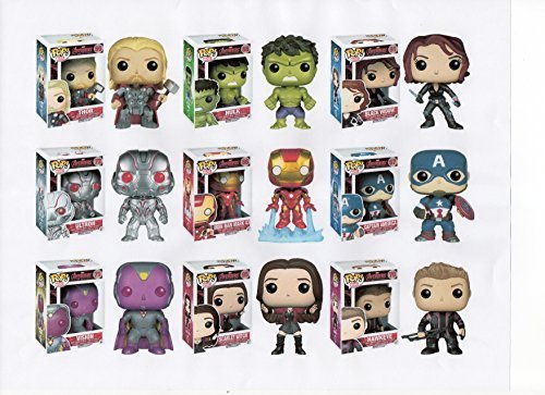 Funko MARVEL AVENGERS 2 TWO 3 75