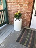 Rustic front porch, front porch decor, outdoor decor, farmhouse front porch