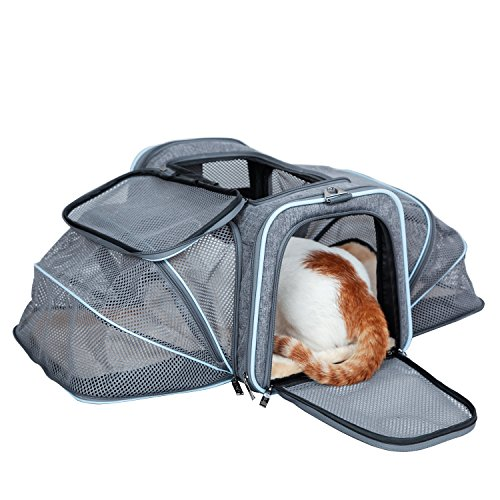 Petsfit Expandable Carrier with Two Extension 1