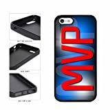 BleuReign(TM) Mvp TPU RUBBER SILICONE Phone Case Back Cover Apple iPhone 5 5s and iPhone SE
